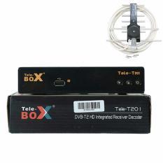 Bán Đầu Thu Kỹ Thuật Số Tele T201 Anten Thong Minh Telesonic Nguyên
