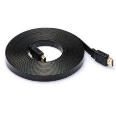 Hình ảnh Dây cáp dẹt kết nối TV độ nét cao HDMI 10m – Hàng nhập khẩu