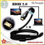 Giá Bán Day Cap Hdmi Cable 2 Ultra Hd 4K Full Hd 1080P 3D Cao Cấp Phong Cach Nhật Bản Japan 1 Met Hang Phan Phối Chinh Thức Hồ Chí Minh