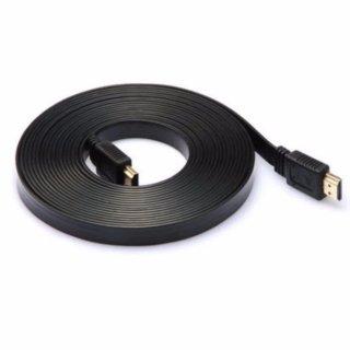 Dây cáp kết nối TV dẹt độ nét cao 2 đầu HDMI 5m thumbnail