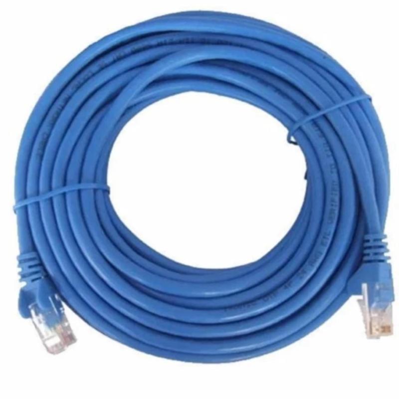 Bảng giá Dây cáp mạng CAT5E UTP bấm sẵn 2 đầu 40 Mét (Màu xanh - Mới 100%), Tiện ích hơn Cáp chuyển đổi HDMI sang VGA HDMI To VGA Adapter, Cáp tín hiêu, Cáp âm thanh, thiết bị kết nối Phong Vũ