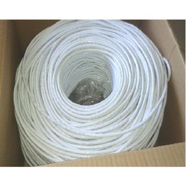 Bảng giá Dây cáp mạng cat6e  IB-Link bấm sẵn 2 đầu 150m (Xanh, trắng) Phong Vũ