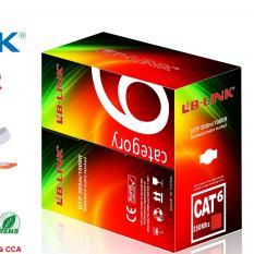 Hình ảnh Dây cáp mạng LB-LINK Cat6 UTP CCA 305m.