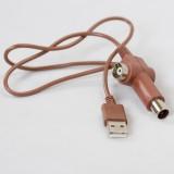 Dây cáp nguồn USB và đầu nối tín hiệu anten - SHEEL LOẠI 1