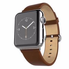 Day Đeo Đồng Hồ Apple Watch 38Mm Da Bo Avigers Chiết Khấu 30