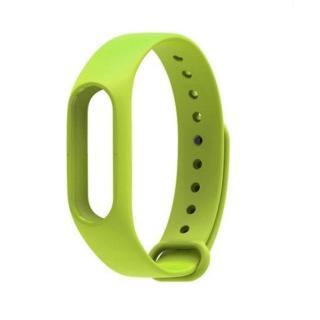 Dây đeo Silicone thay thế cho miband 2 (Màu Xanh nõn chuối) thumbnail