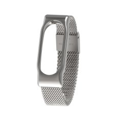 Chiết Khấu Day Đeo Thay Thế Thep Stainless Steel Danh Cho Miband 2 Bạc Stainless Steel