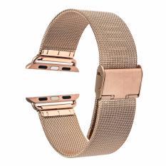 Giá Bán Day Đồng Hồ Apple Watch Size 38Mm Vang Hang Nhập Khẩu Oem