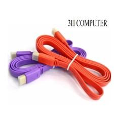 Hình ảnh DÂY HDMI 1.5M BỌC CAO SU CHỐNG NHIỄU