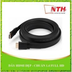 Hình ảnh DÂY HDMI DẸP - CHUẨN 1.4 FULL HD 5M