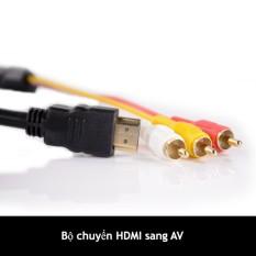 Hình ảnh Dây hdmi ra av (Đầu vào HDMI đầu ra audio,video 1,5m)