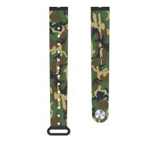 Dây phụ kiện vòng đeo tay Q-Band Q68HR / Q69HR - màu xanh nguy trang
