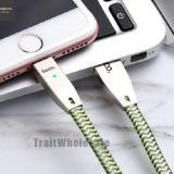 Giá Bán Day Sạc Hoco Cao Cấp Hoco U11 Chan Cắm Lightning Cho Iphone Co Đen Bao Khi Sạc Tự Ngắt Khi Đầy Pin Mới Rẻ