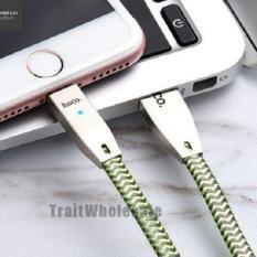 Day Sạc Hoco Cao Cấp Hoco U11 Chan Cắm Lightning Cho Iphone Co Đen Bao Khi Sạc Tự Ngắt Khi Đầy Pin Mới Nhất
