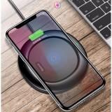 Mua Đế Sạc Khong Day Đa Năng Chuản Qi Cho Iphone X Iphone 8 Note8 Baseus Ufo Baseus Trực Tuyến