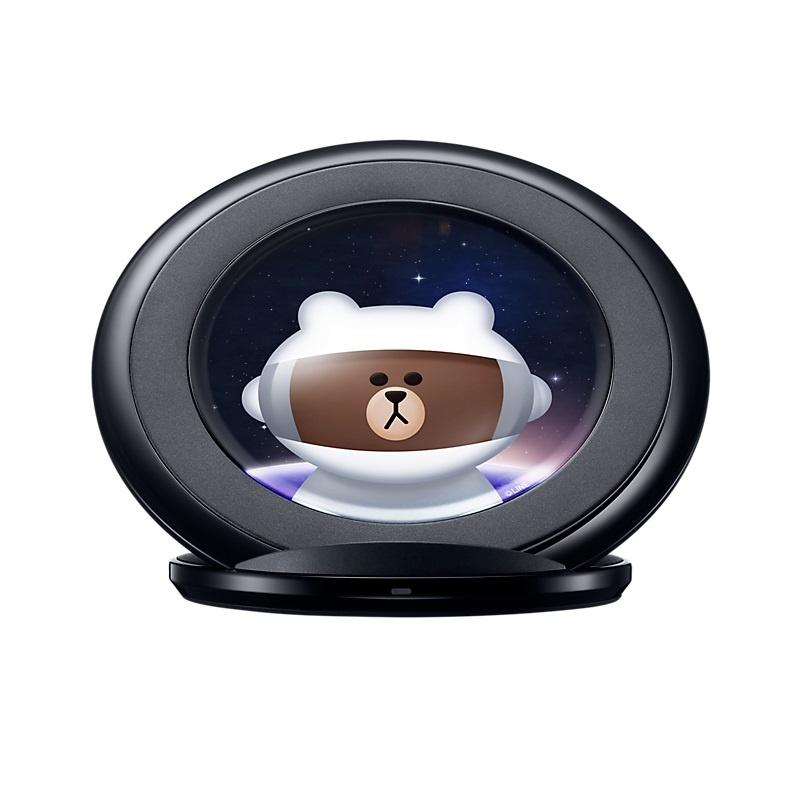 Đế Sạc Không Dây Samsung Brown Model 2016