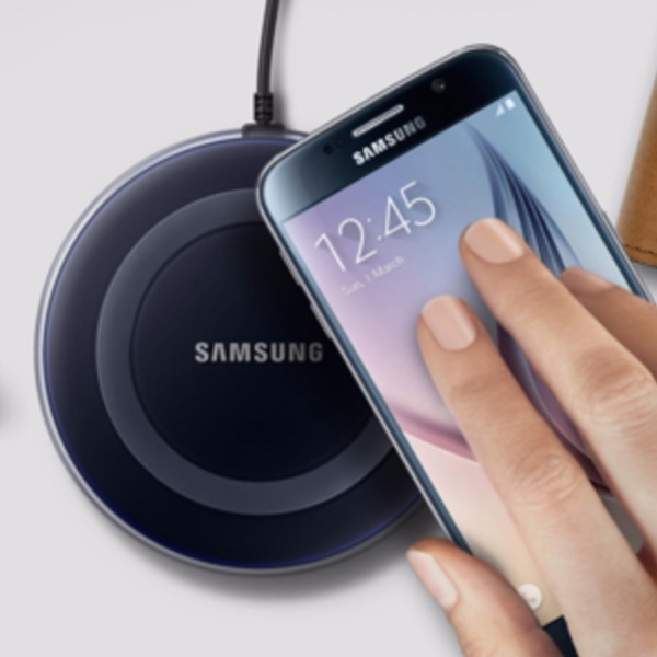 Giá Đế sạc không dây Samsung Galaxy S7/S7 Edge hỗ trợ sạc chuẩn Qi