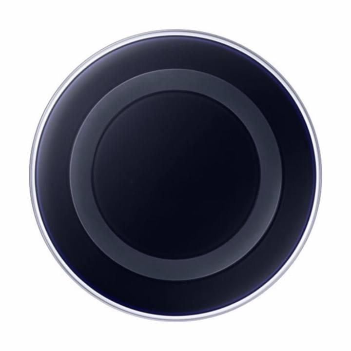 Đế sạc không dây dành cho điện thoại S6/S6 Edge (Đen) Kmdeal 14107