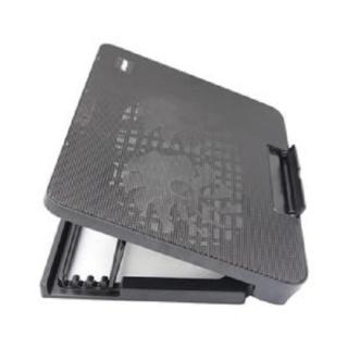 Đế tản nhiệt 2 quạt, đế nâng N99 (đen) thumbnail