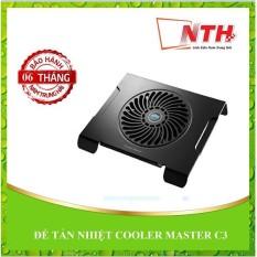 Hình ảnh Đế tản nhiệt NOTEPAL COOLER MASTER C3