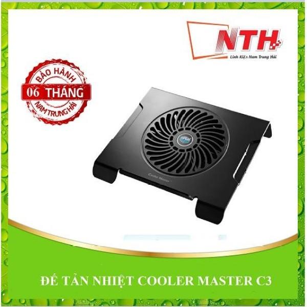 Bảng giá Đế tản nhiệt NOTEPAL COOLER MASTER C3 Phong Vũ