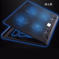 Hình ảnh Đế tản nhiệt Nuoxi H2 - 4 quạt cực mạnh, chạy cực êm.