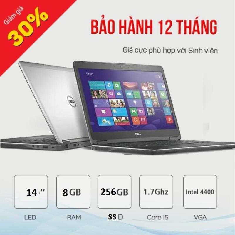 Dell Latitude 7440 i5-4300U 14inch, 8GB, SSD 240GB (Tặng Balo, túi chống sốc, đế tản nhiệt, tai nghe) - Hàng Nhập Khẩu