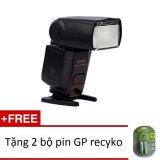 Đen Flash Cho Nikon Yongnuo Yn 565Ex Gn 58 Đen 2 Bộ Pin Gp Recyko Yongnuo Chiết Khấu 40