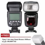 Bán Mua Đen Flash Godox Tt685N Cho Nikon Tặng Tản Sang Omni Bouce Hồ Chí Minh