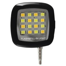 Hình ảnh Đèn Flash LED cho điện thoại (Đen)