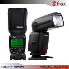 Ôn Tập Đen Flash Shanny Sn600C For Canon