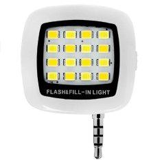Hình ảnh Đèn LED flash 16 bóng cực sáng hỗ trợ selfie