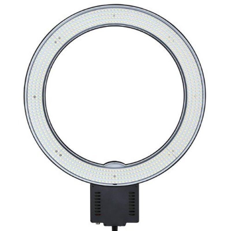Đèn LED Ring CN-R640 Led Ring light Nan Guang (Đen)