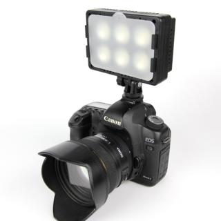 Đèn LED VIDEO ZF-T6C thumbnail