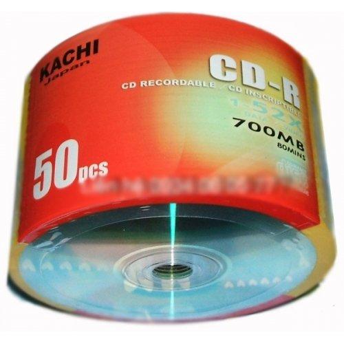 Đĩa CD Kachi lốc 50D/H
