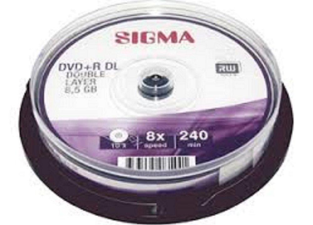 Nơi Bán Đĩa DVD SIGMA 8.5 GB LỐC 10D/H