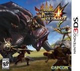 Mua Đĩa Game Capcom Monster Hunter 4 Ultimate Xanh Rẻ