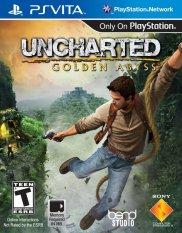 Giá Bán Đĩa Game Cho Ps Vita Sony Uncharted Golden Abyss Psvita Mới Rẻ