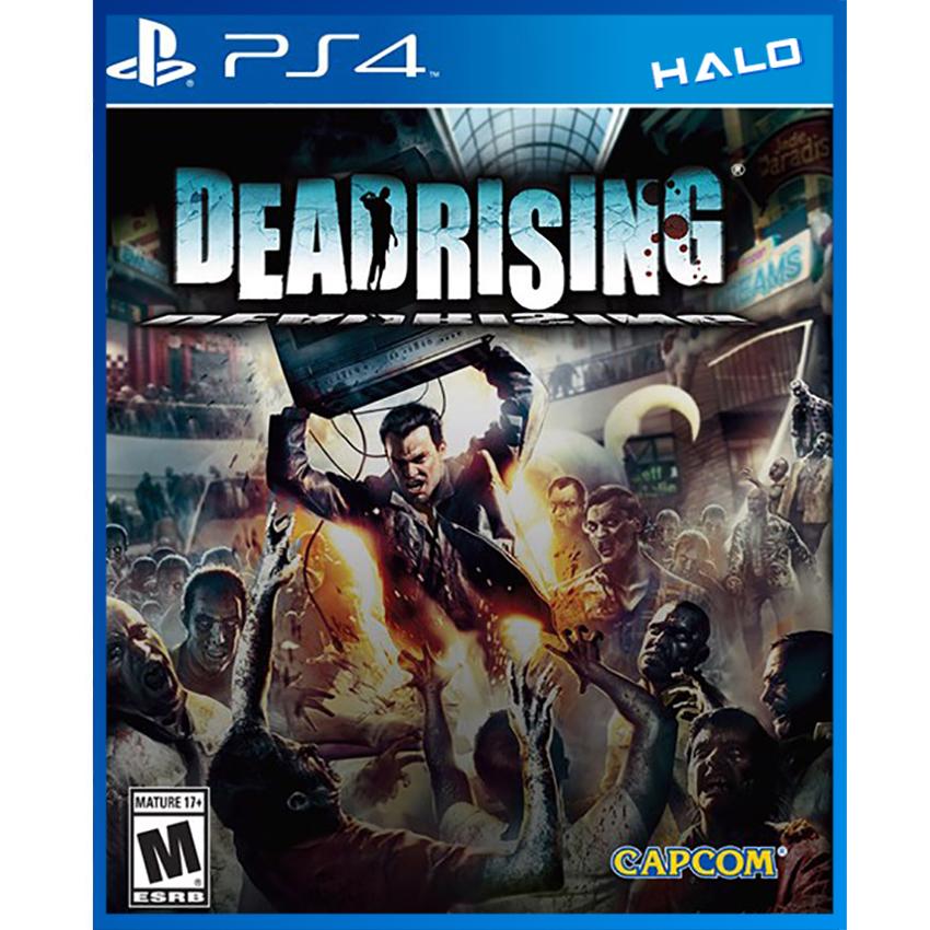 Đĩa Game Dead Rising