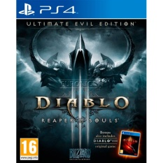 Bán Đĩa Game Ps4 Diablo Iii Reaper Of Souls Ultimate Evil Edition Sony Nguyên