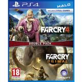 Mã Khuyến Mại Đĩa Game Far Cry 4 Far Cry Primal Double Pack Phien Bản Eur Vietnam