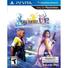 Mua Đĩa Game Final Fantasy X X 2 Hd Remaster Psvita Sony