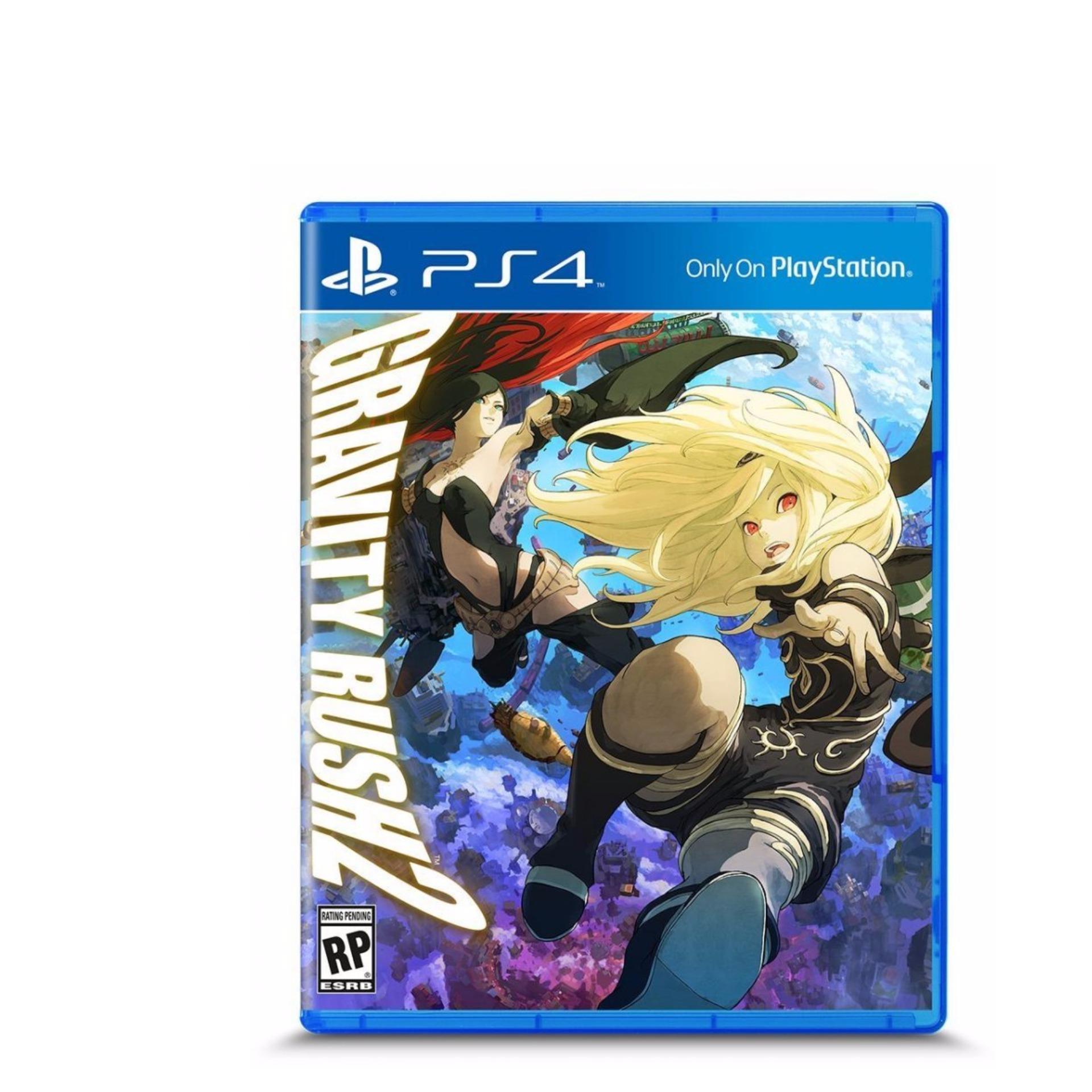 Đĩa Game Gravity Rush 2