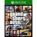 Bán Đĩa Game Gta 5 Grand Theft Auto V Danh Cho May Xbox One Rockstar Games Nguyên