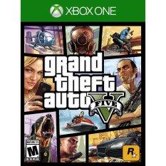 Đĩa Game Gta 5 Grand Theft Auto V Danh Cho May Xbox One Rockstar Games Chiết Khấu 50