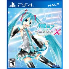 Ôn Tập Đĩa Game Hatsune Miku Project Diva X Hd Phien Bản Usa