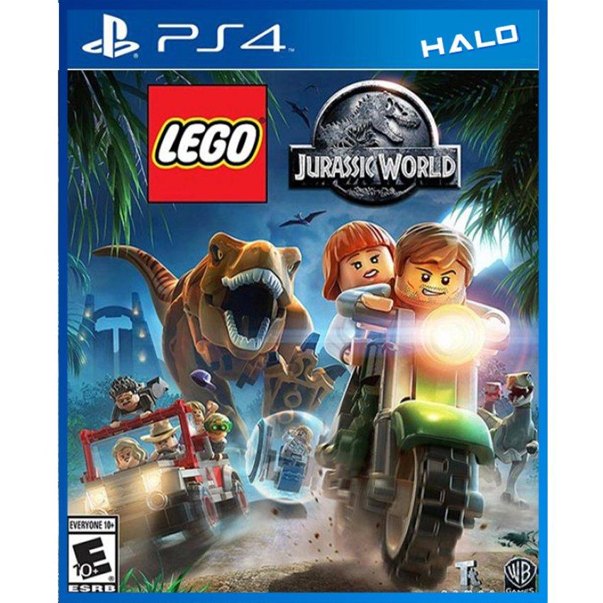 Đĩa Game Lego: Jurassic World