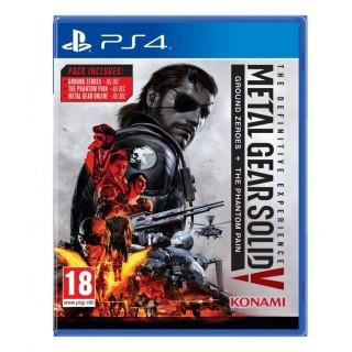 Đĩa Game METAL GEAR SOLID V THE DEFINITIVE EXPERIENCE dành cho máy PS4 thumbnail