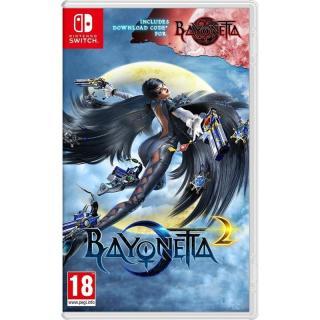 Đĩa game Nintendo Switch Bayonetta 2 thumbnail