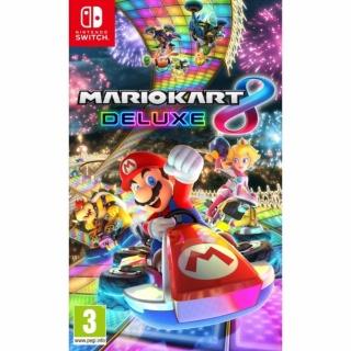 Đĩa game Nintendo Switch Mario Kart 8 Deluxe thumbnail